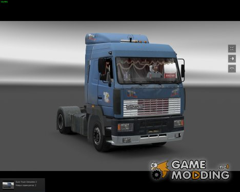 МАЗ 5440 А8 for Euro Truck Simulator 2