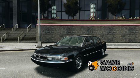 Chrysler New Yorker LHS 1994 для GTA 4