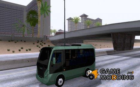 Otokar Magirus m2010 for GTA San Andreas
