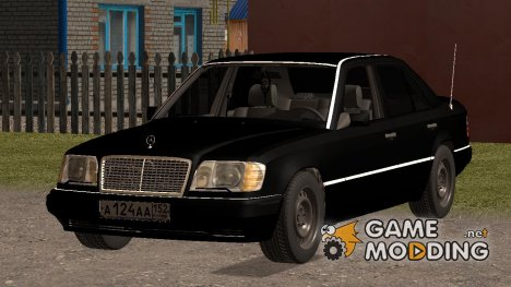 Mercedes-Benz W124 E320 for GTA San Andreas