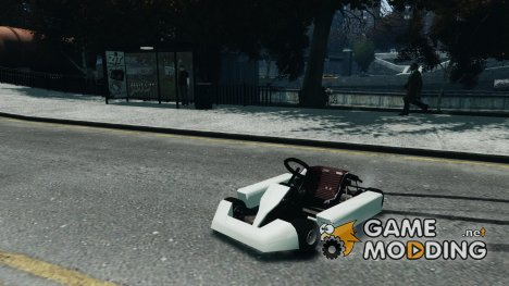 GoKart Mod 1.0 for GTA 4