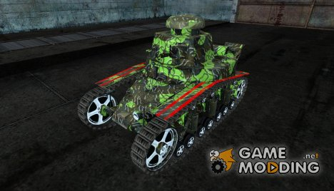 "Шкурка для МС-1 ""Дембель"" for World of Tanks"