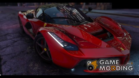 Ferrari LaFerrari 2015 for GTA 5