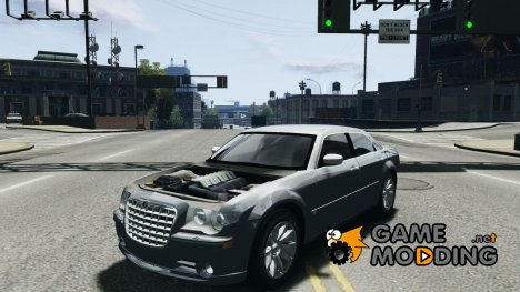 Chrysler 300C SRT8 Tuning для GTA 4