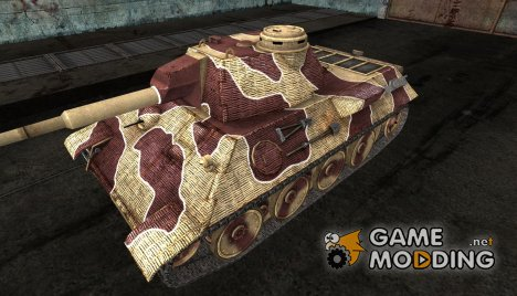 VK3002DB gyk для World of Tanks