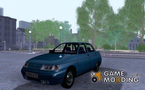 Ваз 2110 сток for GTA San Andreas
