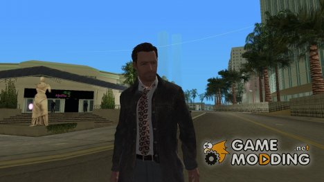 Макс Пейн из Max Payne 3 v2 for GTA Vice City