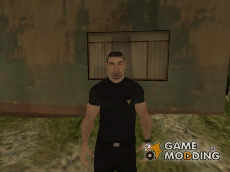 Скин из GTA 4 v84 for GTA San Andreas