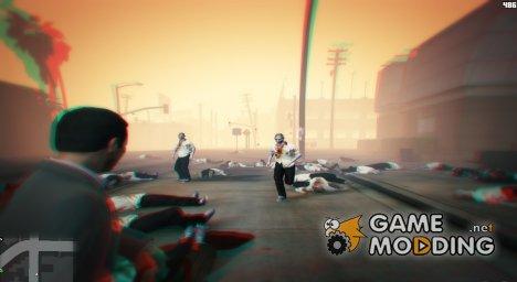 Зомби мод for GTA 5