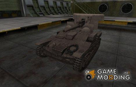 Перекрашенный французкий скин для Renault UE 57 for World of Tanks