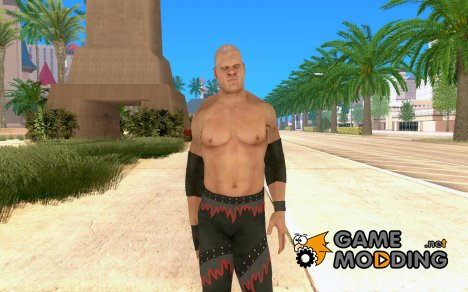 Smackdown Vs Raw 2011 Kane for GTA San Andreas
