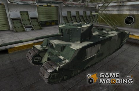 Шкурка для TOG II для World of Tanks