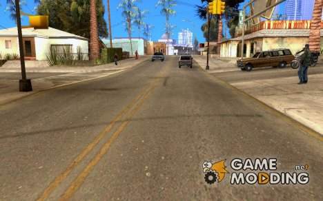 GTA IV TXD New Age для GTA San Andreas