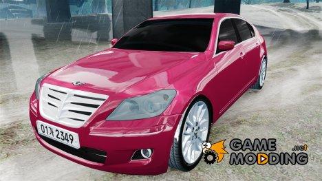 Hyundai Genesis 2008 for GTA 4