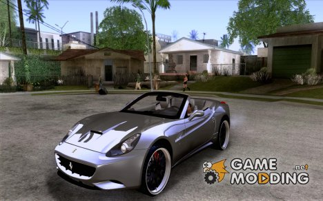 Ferrari California 2011 для GTA San Andreas