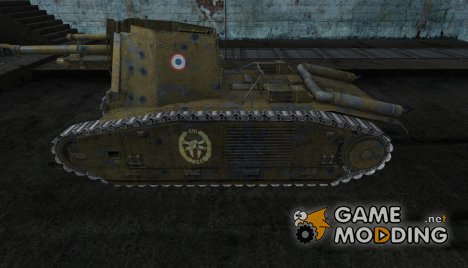 Шкурка для 105 leFH18B2 для World of Tanks