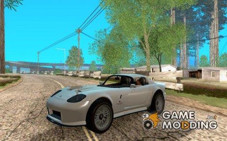 Banshee из gta 4 for GTA San Andreas