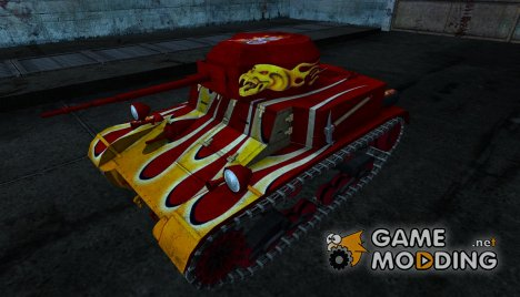 T2 lt DeathRoller 2 for World of Tanks