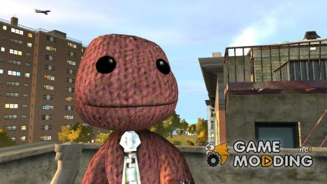 Sackboy для GTA 4