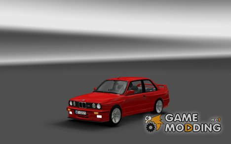 BMW E30 for Euro Truck Simulator 2