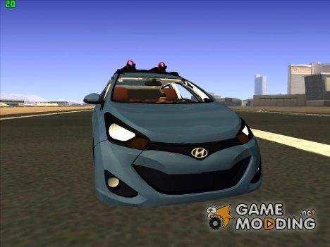 Hyundai HB20 для GTA San Andreas