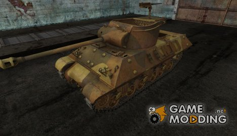шкурка для M36 Slugger №2 for World of Tanks