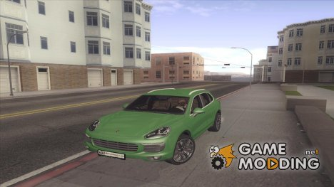 2015 Porsche Cayenne S for GTA San Andreas