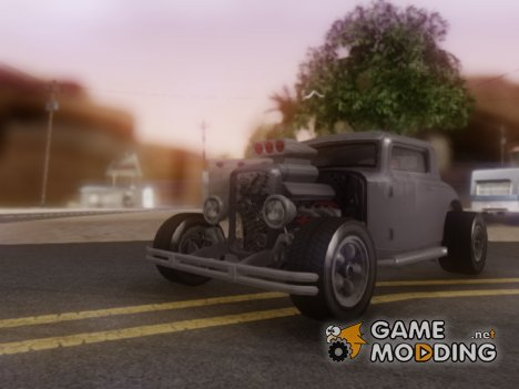 GTA V Vapid Hustler for GTA San Andreas