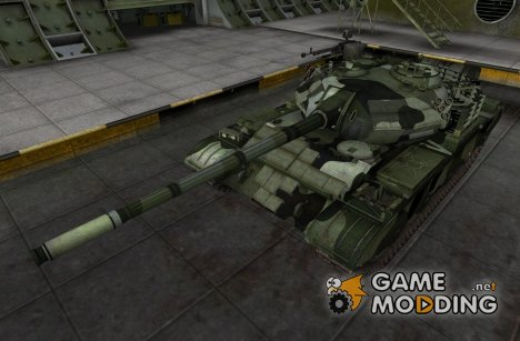 Remodel Type 59 Urban Fighter для World of Tanks