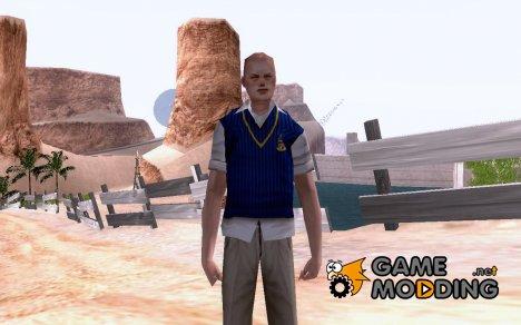 Jimmy Hopkins ped для GTA San Andreas