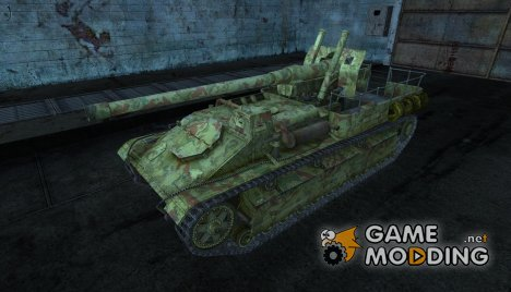 СУ-8 KPOXA3ABP for World of Tanks