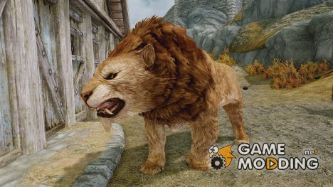 Summon Big Cats Mounts and Followers for TES V Skyrim