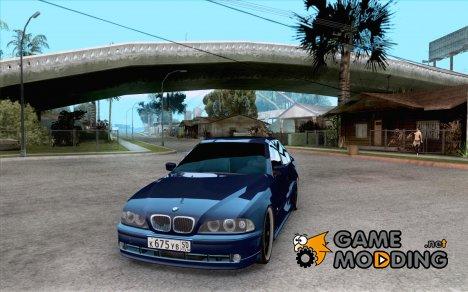 BMW 525i e39 for GTA San Andreas