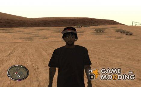 Bulls Nigga for GTA San Andreas
