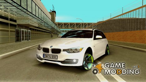 Bmw 335i for GTA San Andreas