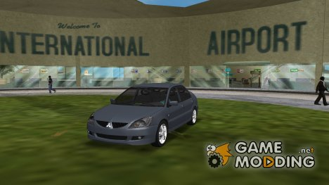 Mitsubishi Lancer для GTA Vice City