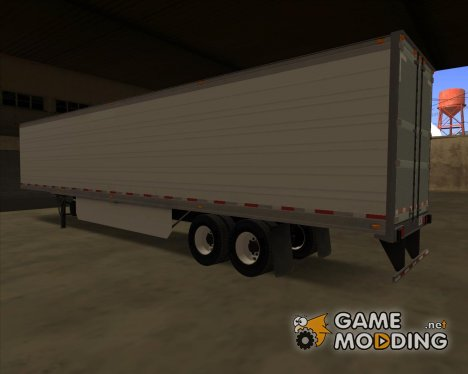 Рефрижератор трейлер из American Truck Simulator for GTA San Andreas