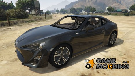 Toyota GT-86 v1.4 for GTA 5