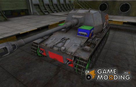 Качественный скин для Dicker Max for World of Tanks