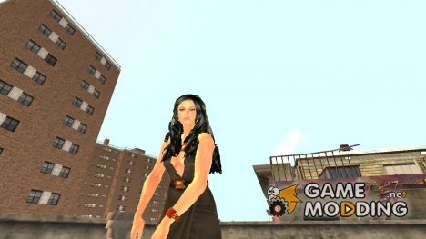 Экселла Жионне для GTA 4