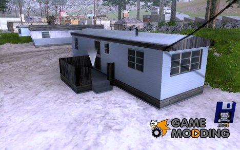 Возможность зайти в трейлер for GTA San Andreas