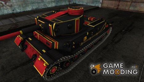 Шкурка для PzKpfw VI Tiger (P) для World of Tanks