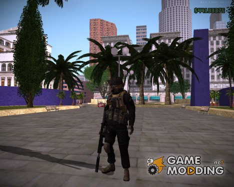 Army Special Force для GTA San Andreas