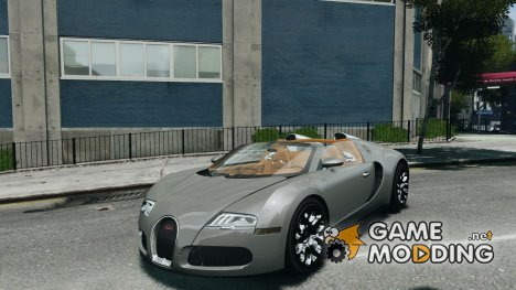 Bugatti Veyron Grand Sport [EPM] 2009 for GTA 4