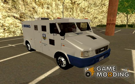 Iveco Daily Brinks for GTA San Andreas