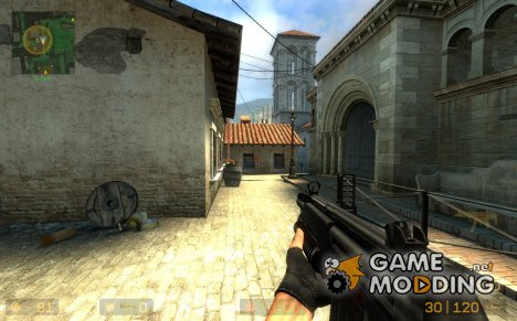 MP5M203 for Counter-Strike Source