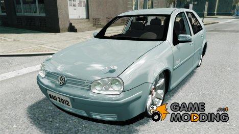 Volkswagen Golf Flash Edit для GTA 4