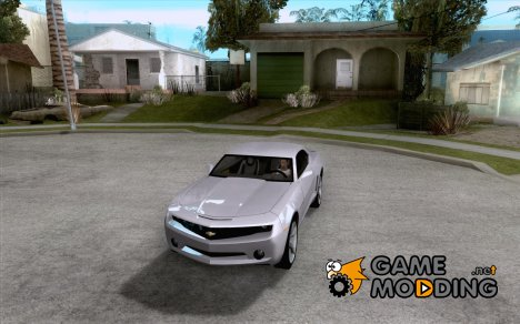 Chevrolet Camaro Concept Z06 2007 for GTA San Andreas