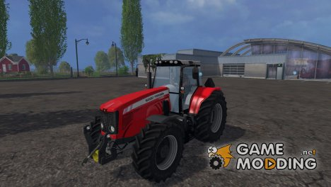 Massey Ferguson 7480 for Farming Simulator 2015