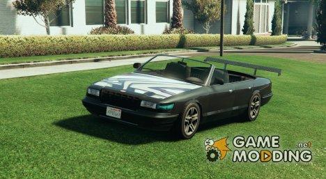 Stanier Cabriolet v2.0 для GTA 5